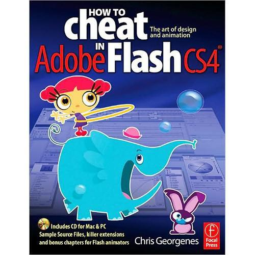 Focal Press Book   CD: How to Cheat in Adobe 978-0-240-52131-2