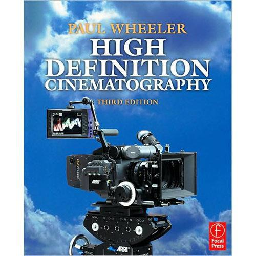 Focal Press Book: High Definition Cinematography, 9780240521619