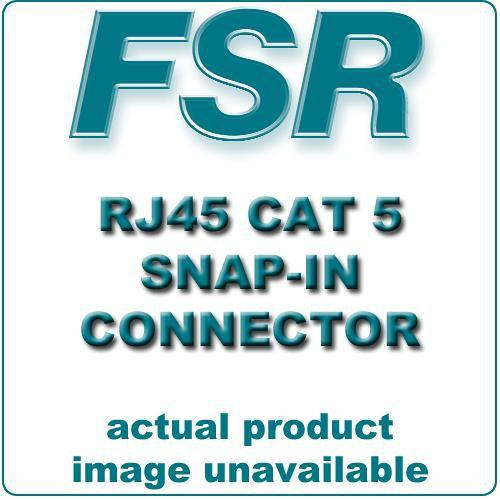 FSR SADA-4 1x4 Stereo Audio Distribution Amplifier SS-RJ45-BLK