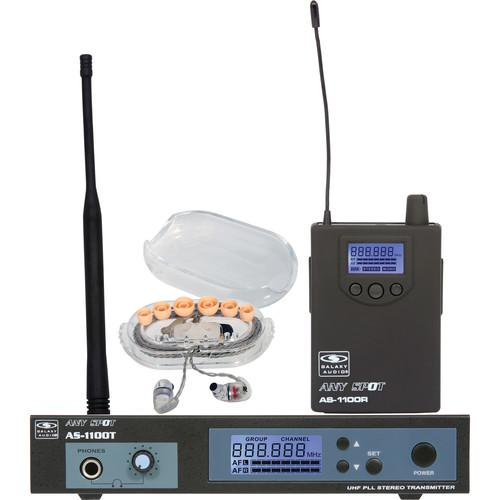 Galaxy Audio AS-1106 Personal Stage Monitoring System AS-1106-L