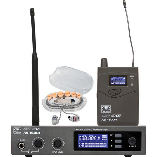 Galaxy Audio AS-1506 Personal Stage Monitoring System AS-1506