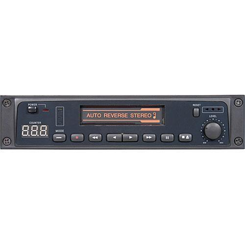 Galaxy Audio RM-CASS Rack Mount Cassette Player/Recorder RM-CASS
