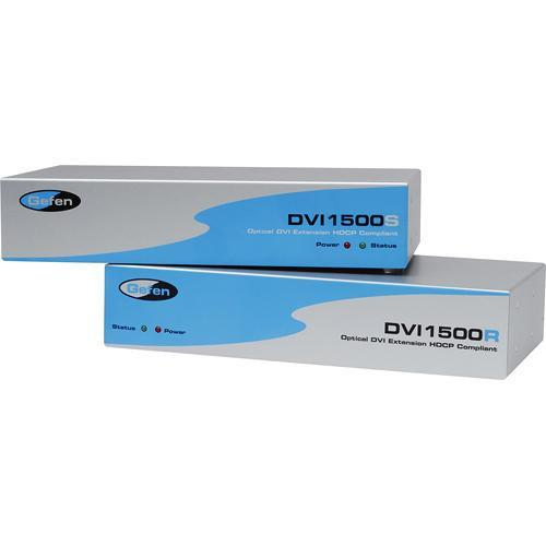 Gefen  DVI over Fiber Extender EXT-DVI-1500HD