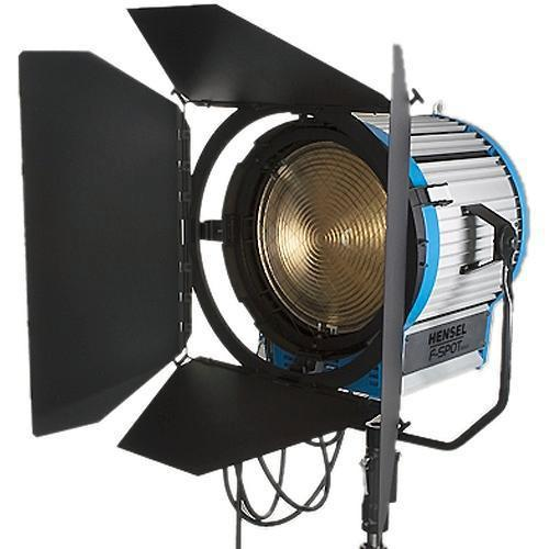 Hensel F-Spot Fresnel Flash Head with 20 Pin (Pole) Plug 3390