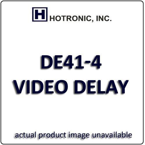 Hotronic  DE41-4 Video Delay DE41-4