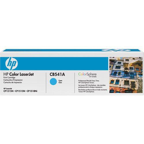 HP  125A CB541A Toner Cartridge (Cyan) CB541A