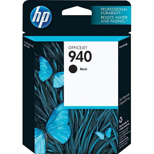 HP  940 Black Officejet Ink Cartridge C4902AN