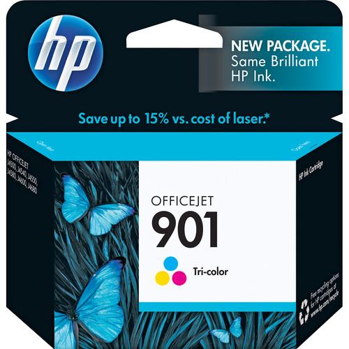 HP HP 901 Tri-color Officejet Ink Cartridge CC656AN