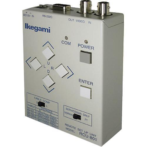 Ikegami RCU-801 Remote Control Unit for ICD-8X8, RCU-801