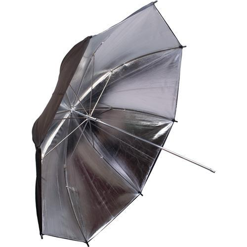 Interfit INT393 Translucent/Silver/Black Backing Umbrella INT393