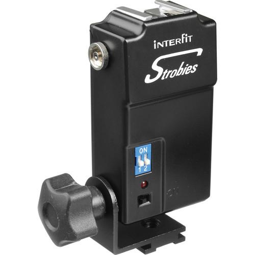 Interfit INT492R Hot Shoe and Strobe Flash Remote INT492R