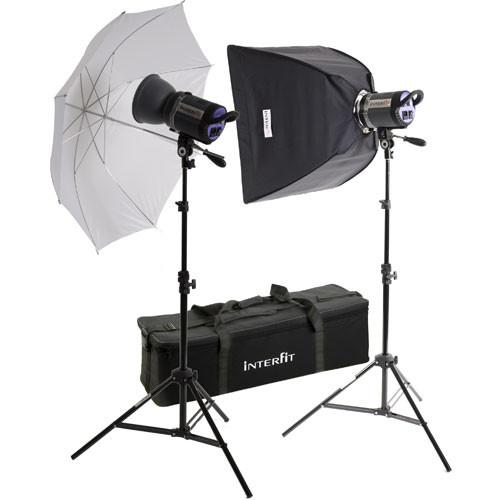 Interfit Stellar X 1000 Flash Two Monolight INT444