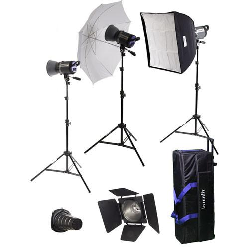 Interfit Stellar X 300 Flash Three Monolight INT447