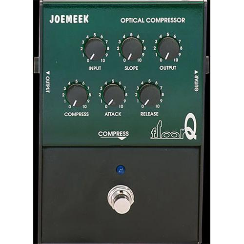 Joemeek FloorQ - Guitar and Bass Compression Pedal FLOORQ