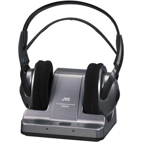 JVC HA-W600RF Wireless Stereo Headphones HA-W600-RF
