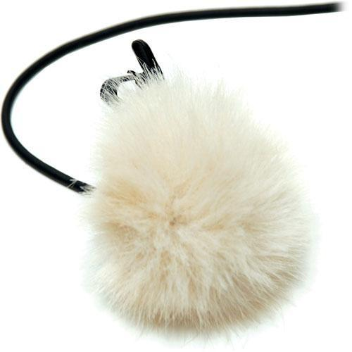 K-Tek KTFLTBG - Fuzzy Topper Windscreen for Lavalier K-LTFT
