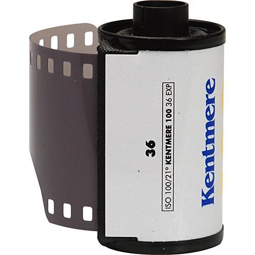 Kentmere 100 ASA Black and White Negative Film 6010465