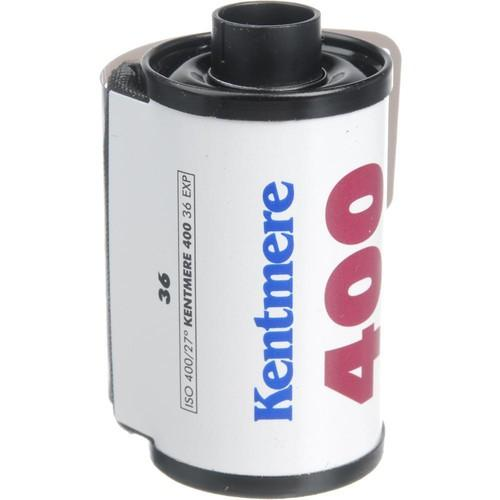 Kentmere 400 ASA Black and White Negative Film 6010476