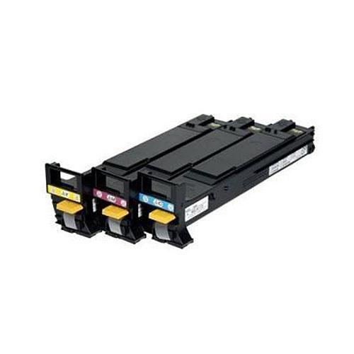 Konica A06VJ33 High-Capacity Toner Cartridges Set A06VJ33
