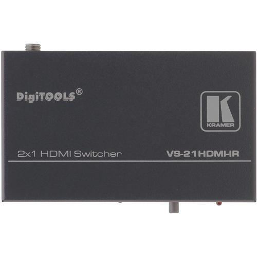 Kramer  VS-21HDMI-IR HDMI Switcher VS-21H-IR