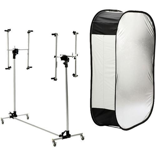 Lastolite Megalite 6x4' Softbox with Support Stand LL LB6488KIT