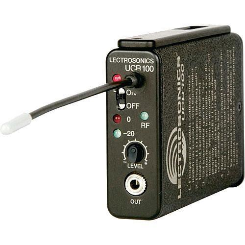 Lectrosonics 100 Series - Wireless UHF Plug-in Microphone