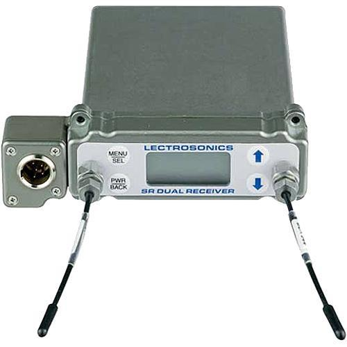 Lectrosonics SRb5P Dual-Channel Slot Mount Wireless ENG