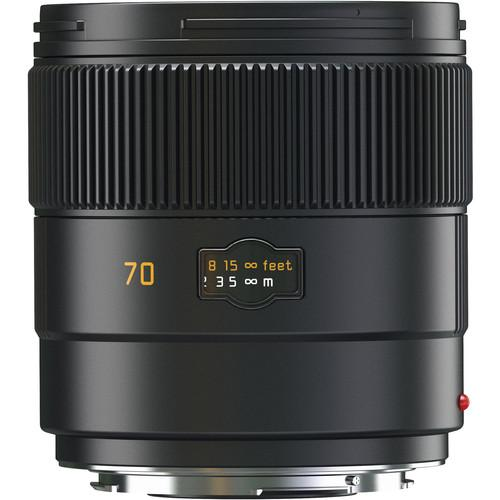 Leica  Summarit-S 70mm f/2.5 ASPH CS Lens 11051
