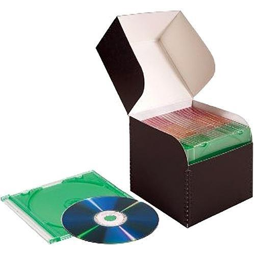 Lineco  CD/DVD Storage Box 733-5555