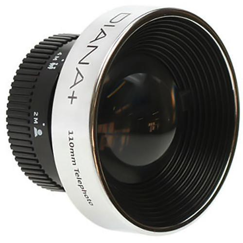 Lomography 110mm Telephoto Lens for the Diana Series Cameras