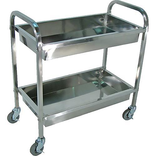Luxor SST2L Stainless Steel Transport Cart(Large) SST2L