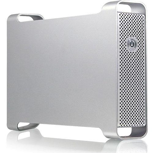 Macally G-S350UN Ethernet and USB 2.0 External Drive G-S350UN