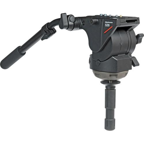 Manfrotto 526 Pro Video Fluid Head Kit (Panasonic)