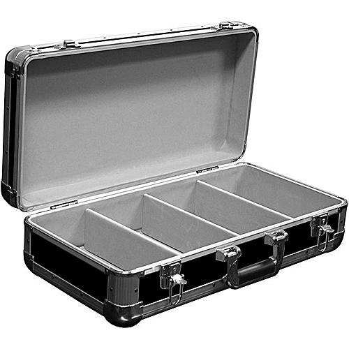 Marathon MA-ECD4 E Series Road Case for CD's (Black) MA-ECD4BK