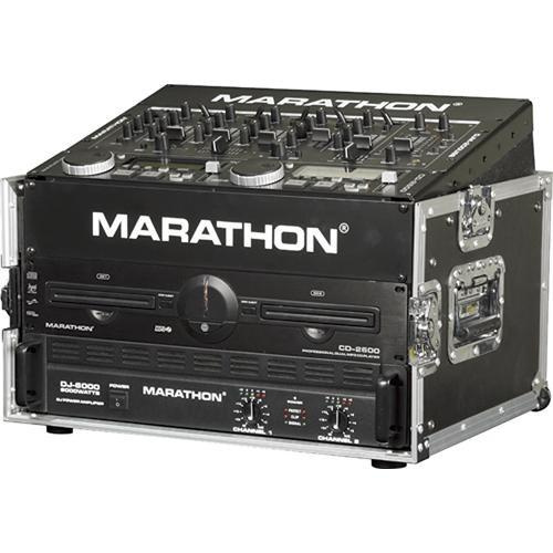Marathon MA-M804E Flight Road 8U Slant Mixer with 4U MA-M804E