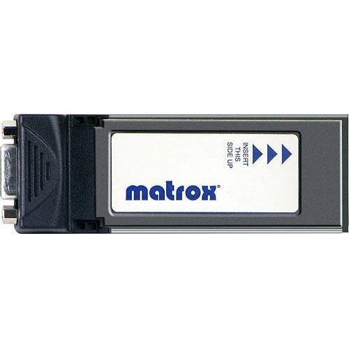 Matrox ExpressCard/34 Host Card for MXO2 EXP34/ADP