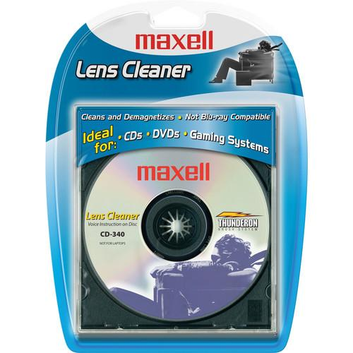 Maxell  CD-340 Lens Cleaner 190048