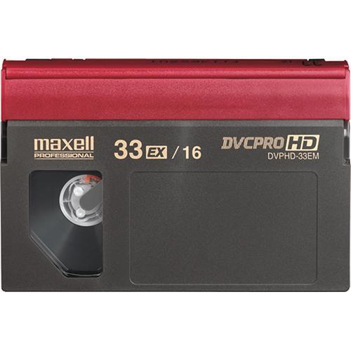 Maxell DVP-33M DVCPRO HD Video Cassette (Medium) 227735