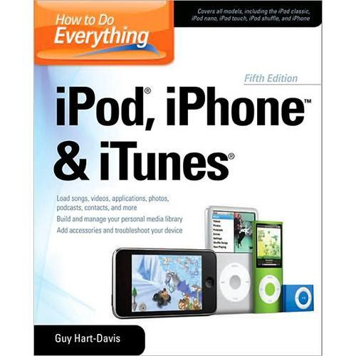 McGraw-Hill Book: How to Do Everything iPod, iPhone 0071630244