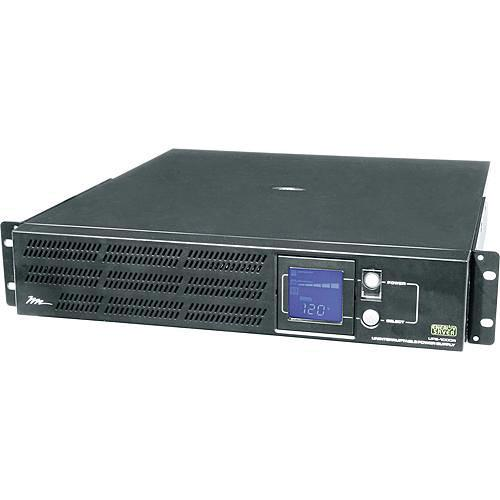 Middle Atlantic UPS-1000R Rackmount Uninterruptible UPS-1000R