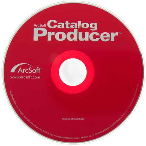 MK Digital Direct Arcsoft Catalog Producer Software 77004