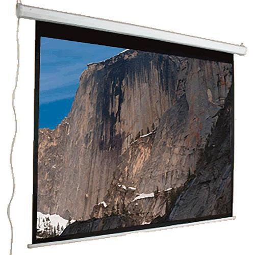 Mustang SC-E120D4:3 Motorized Front Projection Screen SC-E120D43