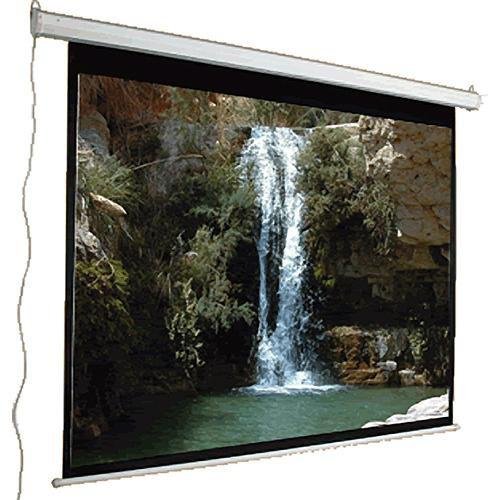 Mustang SC-E84D4:3 Motorized Front Projection Screen SC-E84D43