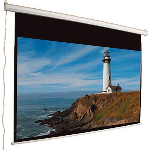 Mustang SC-E92D16:9 Motorized Front Projection Screen SC-E92D169