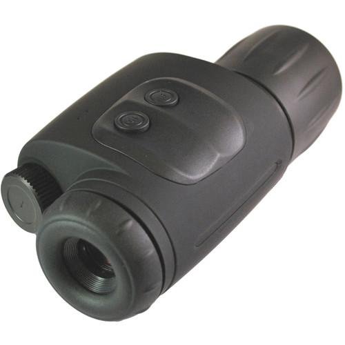 Night Detective 3x Quest 3M Night Vision Monocular (Black) ND