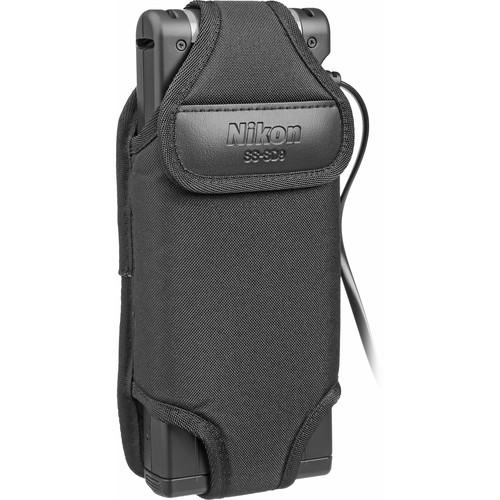 Nikon SD-9 Battery Pack for SB-910 and SB-900 Flashes 4952