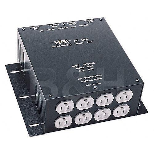 NSI / Leviton N4600-009 Satellite Dimmer Pack (240V) N4600401009