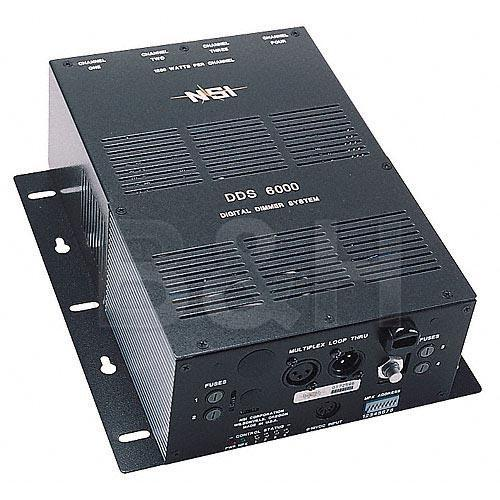 NSI / Leviton N600P-020 4 Channel, 1200 Watt/Channel N600P404020