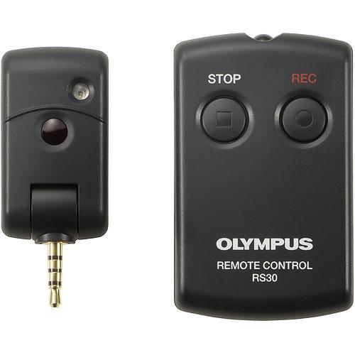 Olympus RS-30W Remote Control for LS-10 / LS-11 / LS-100 147026