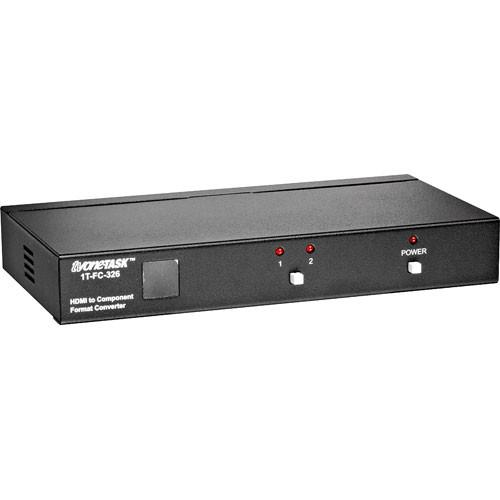 One Task 1T-FC-326 HDMI-YPbPr Format Converter 1T-FC-326